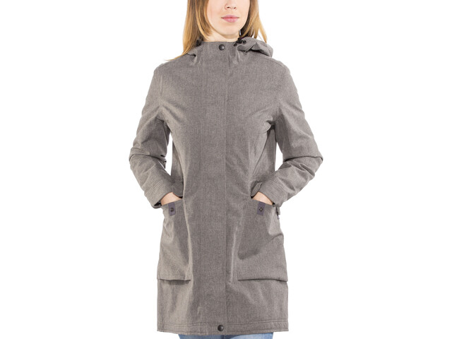 Royal Robbins Astoria Waterproof Jacket Damen pewter